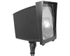 EZHH100QT - 100W MH QT HPF Ez Flood + Lamp - Rab Lighting
