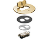 FLB6230MBLR - Brass CVR W/ Level Ring - Arlington Industries