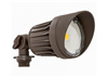 FLS10W50KBR - 10W Led FLD Head BRZ 950LM - Westgate MFG, Inc.