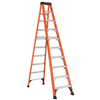 FS1410HD - FG Step-10'-375LB - Louisville Ladder