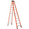 FS1412HD - FG Step-12'-375LB Fiberglass - Louisville Ladder