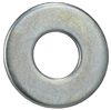 FW12 - 1/2 Flat Washers Zinc Plated - L.H. Dottie CO.