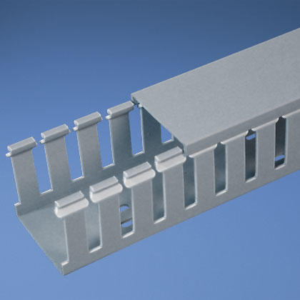 g1x1lg6 panduit corporation panduct type g wide slot wiring duct 1 rh elliottelectric com panduit wiring duct cover slotted wiring duct panduit
