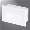 H2920ICT - Step Light, Ic, Incandescent, With Louver Face Pla - Eaton Lighting