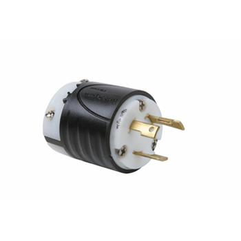 18 count NEMA L5-30P 125V 30 Amp 3W 2P Twist Lock Male Plug