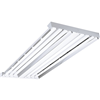 LHA4454NU4EPUF55 - 4LT T5HO Hibay W/Lamps - Hubbell Lighting, Inc.