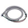 "LTWM12610 - 6' 1/2"" Whip W/Metal Ends #10 Wire - Thomas&Betts-Abb Ins Prod"