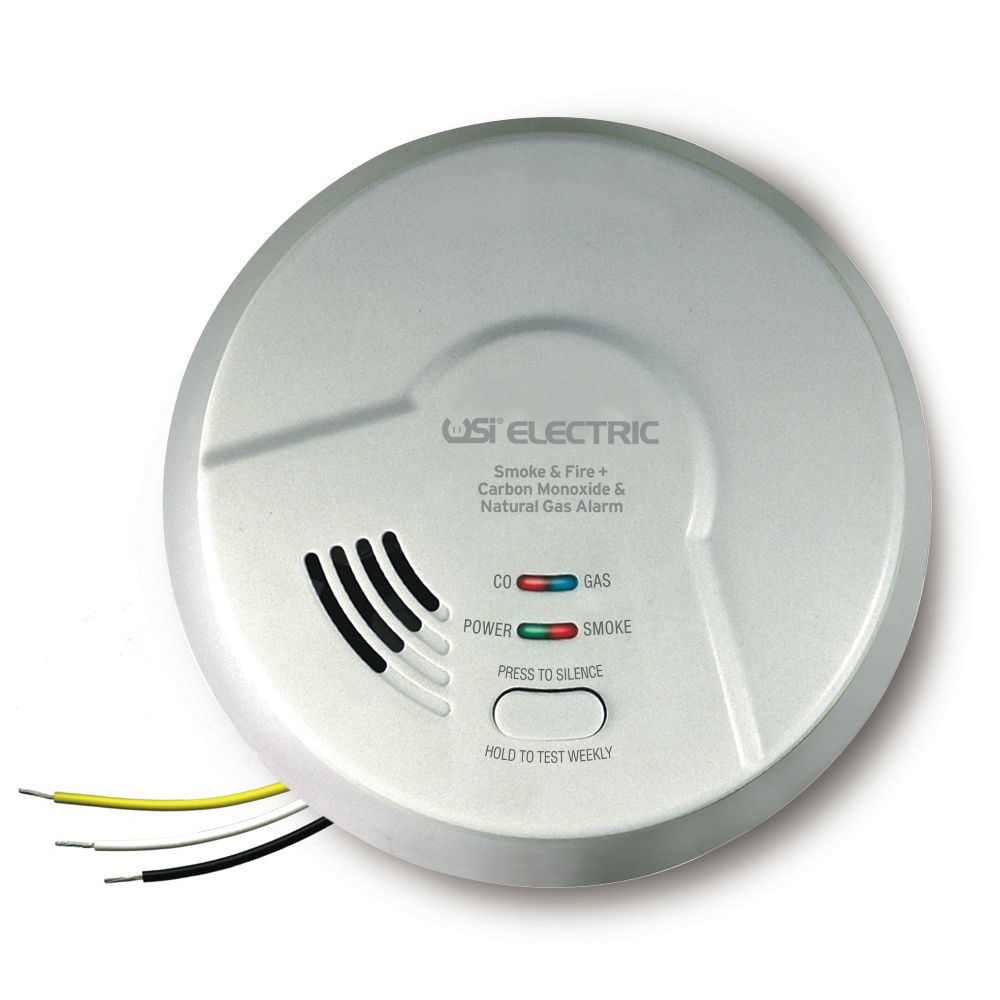 MDSCN111 - Smoke Alarm, Ion/CO/Nat.Gas Alarm, Ac/DC, Iophic on home sewer, home real estate, home propane gas, home gas furnace, home depot gas generators,