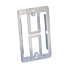 MP1 - STL Low Voltage Single Gang Platecket - Erico, Inc. Eritec-Caddy