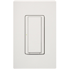 MRF26ANSWH - 6A/3A 120V RF Wireless Switch White - Lutron