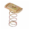 "N224ZN - BLTD 1/4"" Spring Nut - Cooper B-Line/Cable Tray"