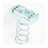 "N228ZN - BLTD 3/8"" Spring Nut - Cooper B-Line/Cable Tray"