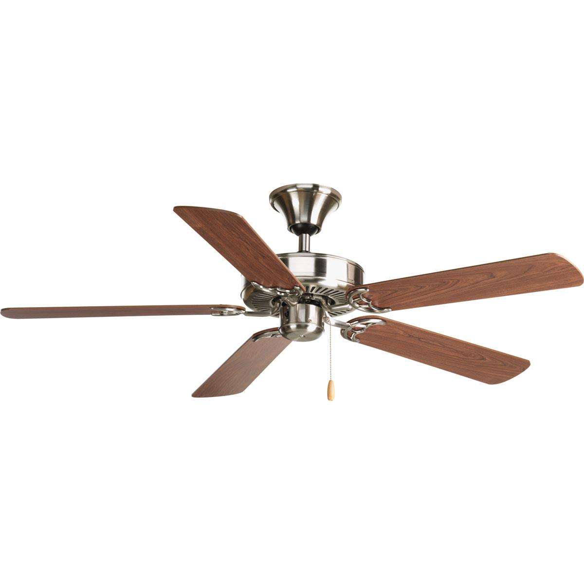 P250109 P2501 09 Progress Brand 52in 5bld Ceiling Fan