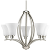 P449009 - 5-100W Bni Chandelier - Progress Lighting
