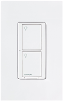 PD6ANSWH - Caseta 6A Switch 3WAY Dimmer W/Neutral White - Lutron