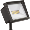 QTELEDP250K120TH - 40W Led Flood 50K KNKL MNT 4, 000LM Dark BRZ - Lithonia Lighting