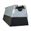 RPS50H4EG - Steel Roof TP Pipe & Equipment Support - Erico, Inc. Eritec-Caddy