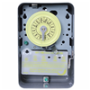 T103 - 40A 120V DPST Metal Indoor Time Clock - Intermatic