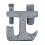 TGC40 - Cable Tray #6-2/0 Ground Clamp - Eaton Crouse-Hinds Series