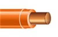 THHN10S0L0R500 - THHN 10 Sol Orange 500' - Copper