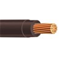 THHN10S0LBR500 - THHN 10 Sol Brown 500' - Copper