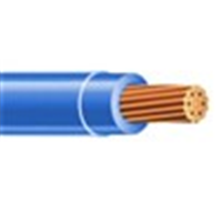 THHN10STBL500 - THHN 10 STR Blue 500 - Copper