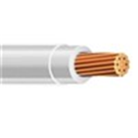 THHN10STWH2500 - THHN 10 STR White 2500' - Copper