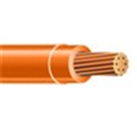THHN12S0L0R500 - THHN 12 Sol Orange 500 - Copper