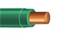 THHN12S0LGN2500 - THHN 12 Sol Green 2500 - Copper