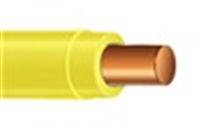 THHN12S0LYL500 - THHN 12 Sol Yellow 500' - Copper