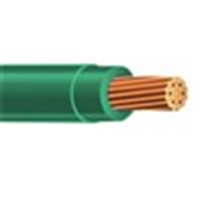 THHN2GN1000 - THHN 2 STR Green 1000 - Copper