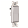 TM870GRY - 15A Gry 1P Decor Switch - Pass & Seymour/Legrand