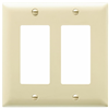 TP262I - 2G Decor Plate - Pass & Seymour/Legrand
