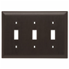 TP3 - 3G Switch Plate - Pass & Seymour/Legrand
