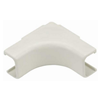 "TSR1FW331 - Internal Corner Cover, 3/4"", 1"" Bend Radius, PVC,  - Hellermanntyton"