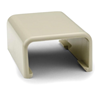 "TSR2I14 - Splice Cover, 1-1/4"", PVC, Ivory, 1/Bag - Hellermanntyton"