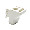 "TSR2W50 - Ceiling Drop, 1-1/4"", PVC, WHT, 1/Bag - Hellermanntyton"