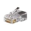 VDV826628 - Modular Data Plugs, RJ45, CAT5E, 10PK - Klein Tools