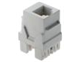 WP3425WH - RJ25 WH Connector - Pass & Seymour/Legrand