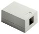 WP3501WH - 1P Surf Mount WH Box - Pass & Seymour/Legrand