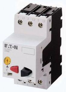 Eaton XTPB016BC1 10-16 AMP Pushbutton Type Manual Motor Protector