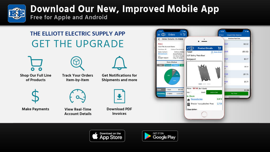 Elliott Electric Supply - Lower Cost, Quality Electrical